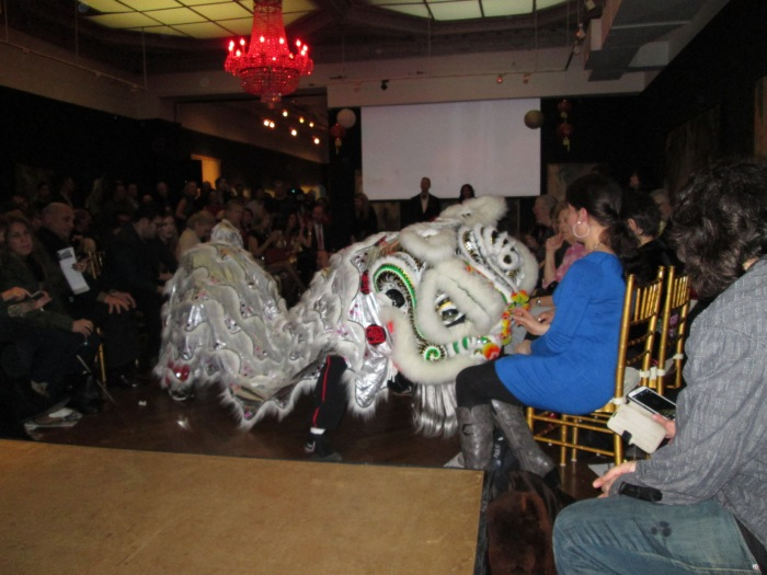Yeah-Feeding The Hungry Lion Dance-What would you ask for in 2014?