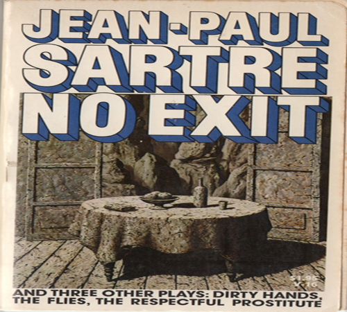 No exit an existentialist play by