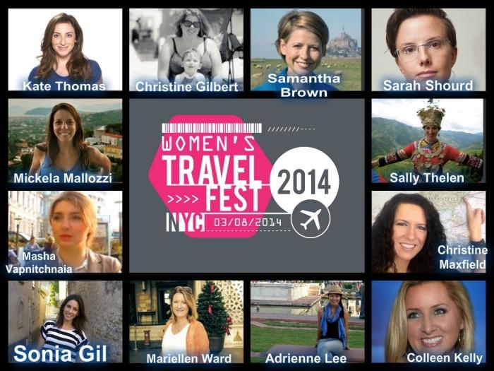 WomensTravelFest2014