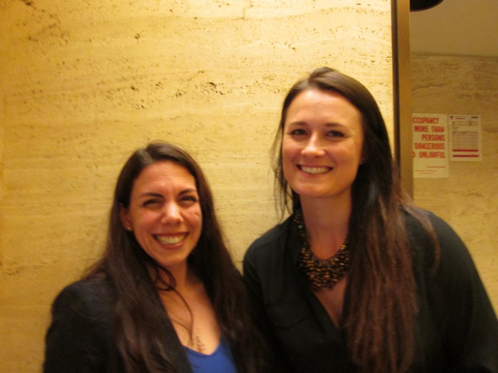 Left: Arielle Lapiano, Senior Public Relations Manager Right:  Reilly Starr, PR Manager