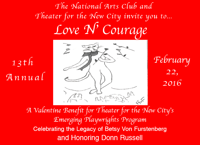 love and courage 2016