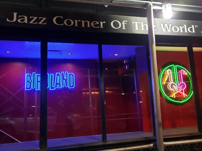 Birdland Jazz Club | A New Yorker's Point of View